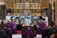 Festgottesdienst 5 Jahre Altarweihe St. Michael