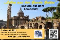 Leben aus der Gnade Gottes - Impulse aus dem Römerbrief