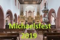 Patrozinium Stadtpfarrkirche St. Michael