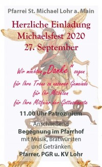 Michaelsfest 2020